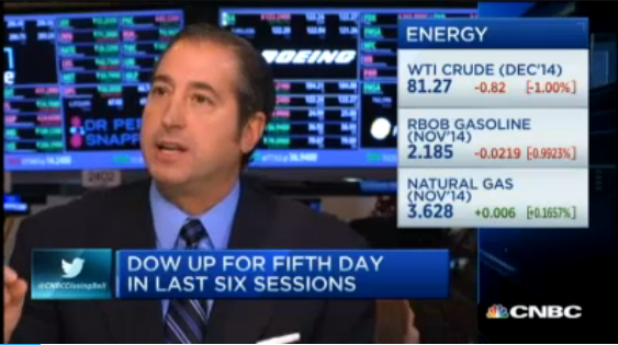 CNBC-What's moving on lower oil